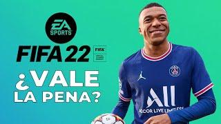 FIFA 22: ¿Vale la pena?