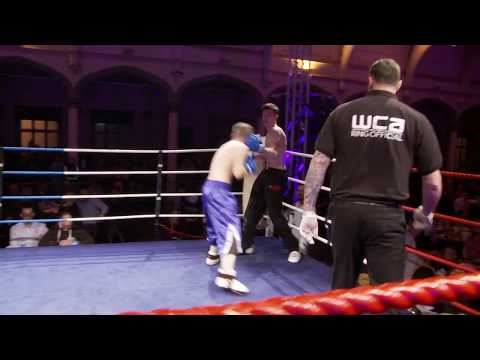 WCA: Ricki Jones vs Kyle Roberts