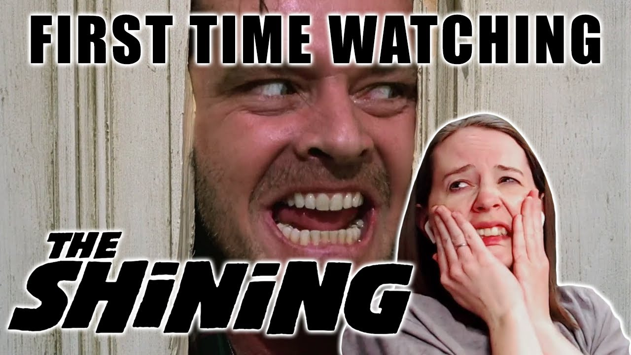 Download FIRST TIME WATCHING   The Shining (1980)   Movie Reaction   Here's Johnny!