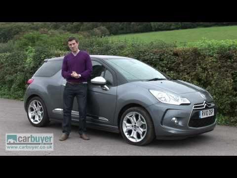 Citroen DS3 hatchback review CarBuyer