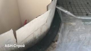 Бетононасос с дополнительной трассой 50 метров