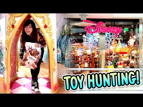 TOY HUNTING - Disney Frozen, Zootopia, Alice in Wonderland, Tokidoki & MORE