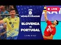 Slovenia v Portugal - Group 2: 2017 FIVB Volleyball World League