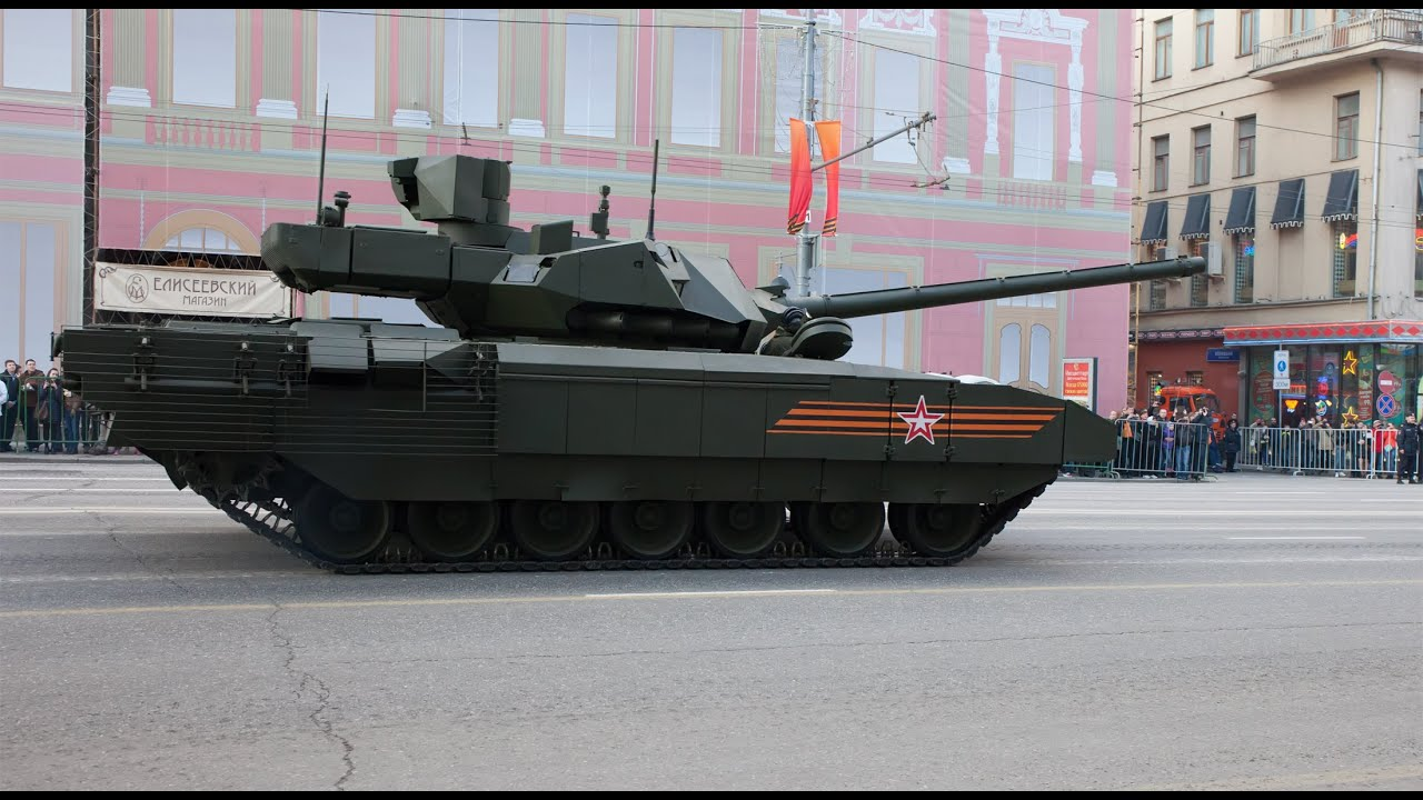el nuevo tanque t 14 armata amenaza occidente youtube. Black Bedroom Furniture Sets. Home Design Ideas