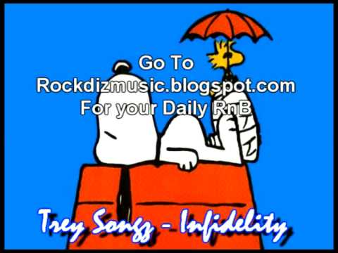 Trey Songz - Infidelity (2009) NEW*