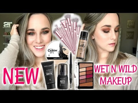 TRYING NEW WET N WILD 2018 LAUNCHES | HITS & MISSES 🤩