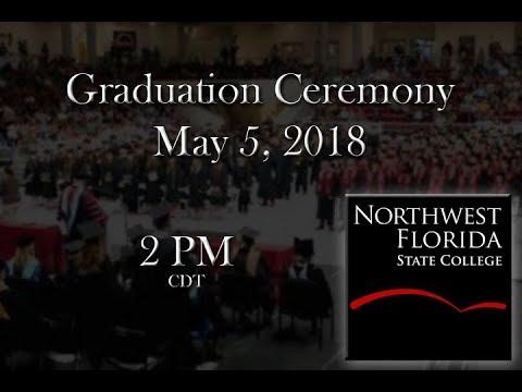 NWFSC 2018 Graduation - 2pm - May 5, 2018