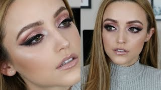 Mauve Cat Eye | Makeup Tutorial