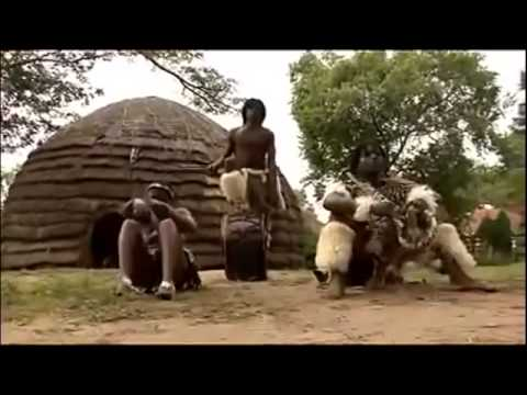 Amazon Live: Zulu Women Wedding Dance - Amazon Documentary