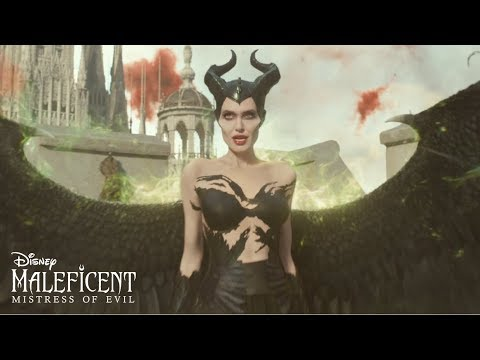 "Disney's Maleficent: Mistress of Evil | ""Who Will Reign"" Spot"