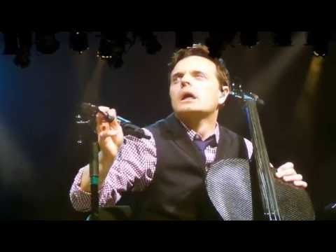 The Piano Guys - Rockelbel's Canon (Pachelbel's Canon in D) - Live @ Greek Theatre 8/6/16
