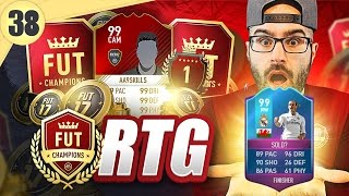 EASY MODE FUT CHAMPIONS TEAM INCOMING! - Road To Fut Champions - fifa 17 ultimate team #38