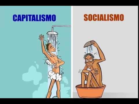 que es comunismo y que es socialismo