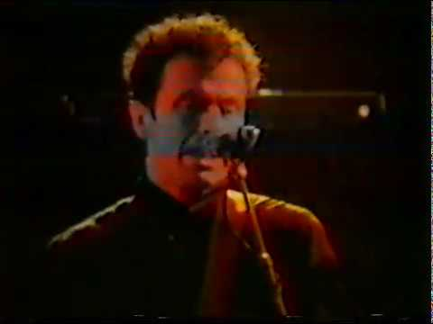 Stranglers live Bristol Colston Hall @ BBC1 West, 31 jan 83