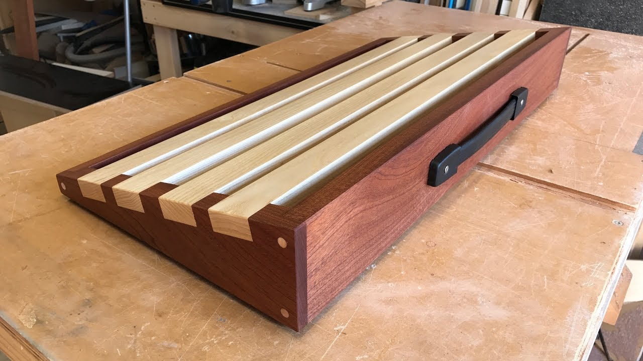 mahogany ash pedalboard youtube. Black Bedroom Furniture Sets. Home Design Ideas
