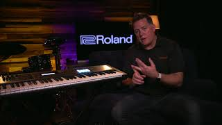 Roland NAMM 2018 Juno-DS Firmware and RD-2000 Update