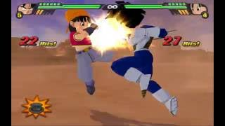 Heyu Yoma Match Request: Teen Gohan vs Pan