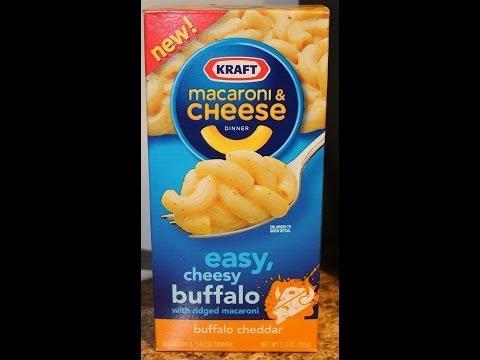 Kraft Macaroni & Cheese: Buffalo Cheddar Review thumbnail