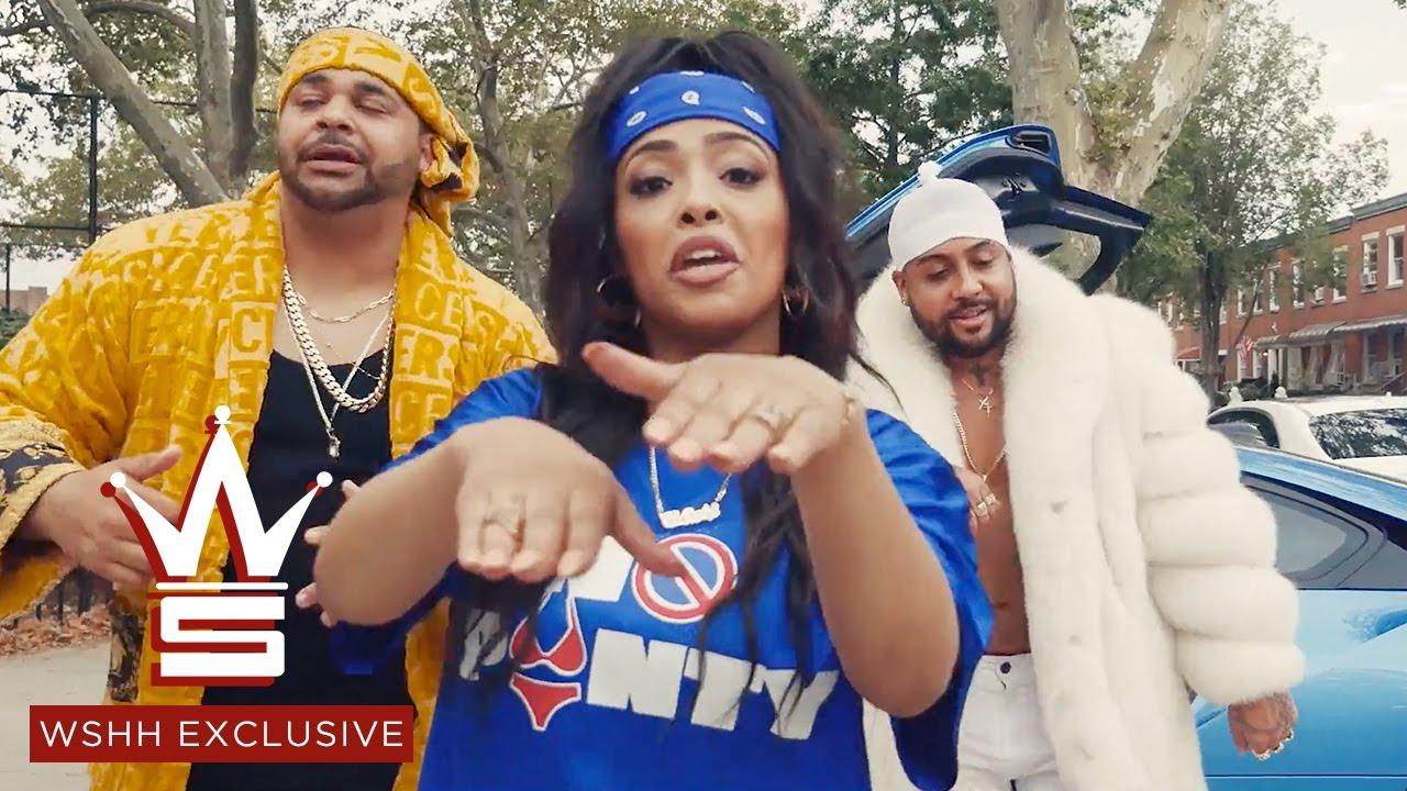 NO PANTY (Bodega Bamz, Joell Ortiz & Nitty Scott) - Hola