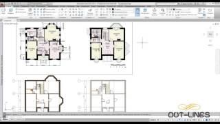 Урок 7   Быстрое создание плана 2 го этажа