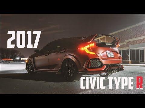 2017 TYPE R Honda Civic Hits The STREETS!!!