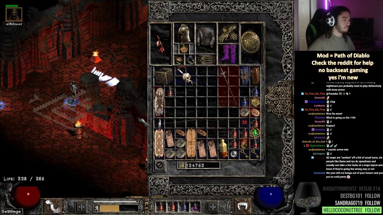 Diablo 2 hardcore guides
