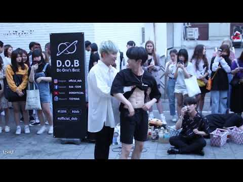 [찍캠/Fancam] 190516 디오비 DOB 홍대 버스킹 - JAY PARK 박재범 All I Wanna Do