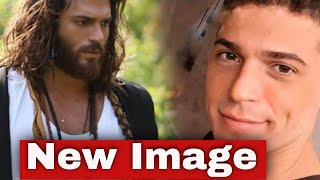 Can Yaman radically changed his image
