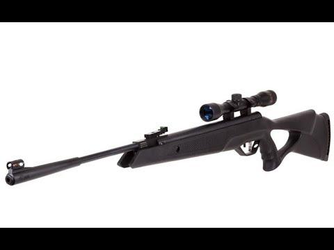 18+ Мощная пневматическая винтовка BEEMAN Longhorn 360 м/с