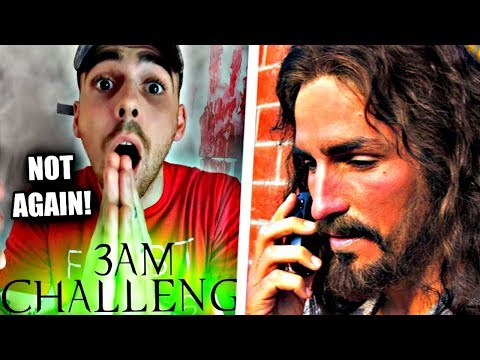 IMJAYSTATION CALLS GOD AT 3AM! (CALLING GOD AT 3 AM REACTION!)