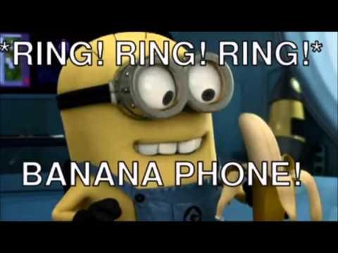 Minions Banana Phone Nightcore