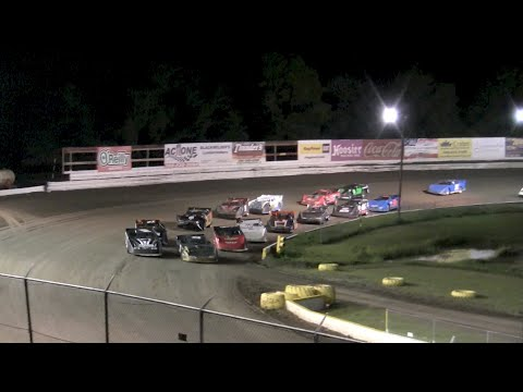 Florida Late Models - Volusia Speedway Park 9-10-16