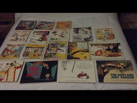 JonDraine - Calvin and Hobbes Book Collection