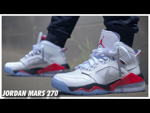 661a2255 Jordan Mars 270 | Detailed Look and Review - WearTesters