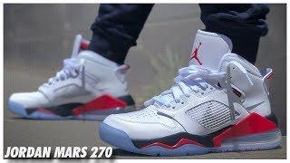 Jordan Mars 270 Review