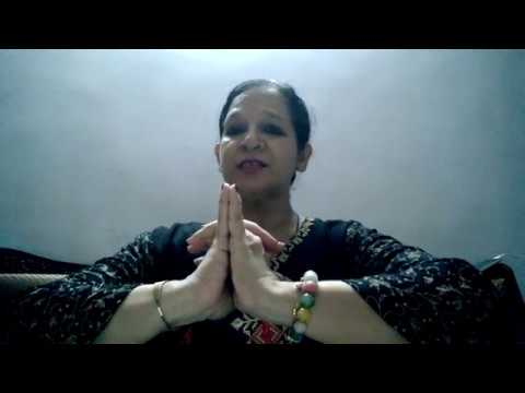 Mudra for Opening Crown Chakra (Sahasrara Chakra) Meditation