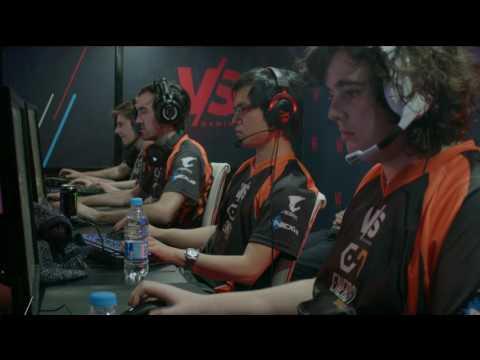 VS: DotA2 Masters Cup (XTC vs Energy Gaming - LB6)