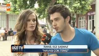 Günebakan oyuncuları ile çok özel: Dizi TV 470. Bölüm - atv