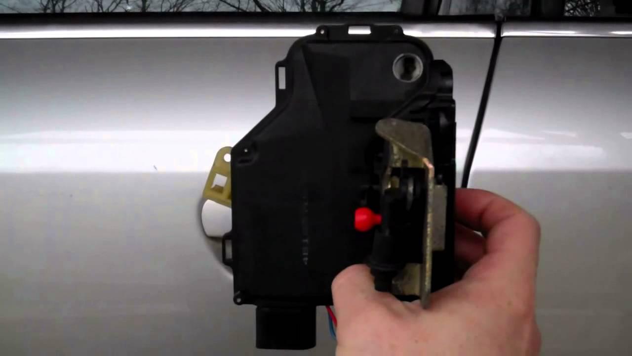 central locking module audi a6