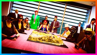 GTA 5 DLC $15,000,000 CEO OFFICE PARTY, STRIP CLUB MADNESS, YACHT ADVENTURES & MORE IN GTA ONLINE!