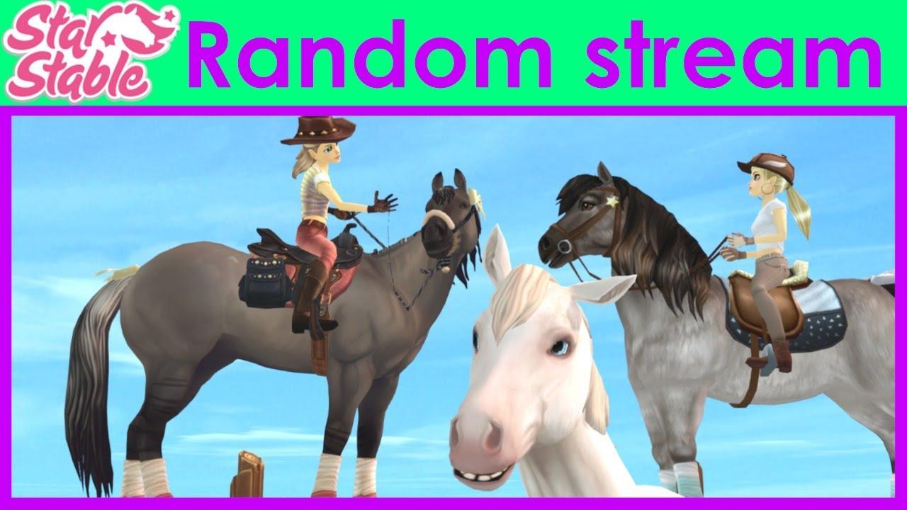 Paard kopen, trainen en bloemen zoeken! (op mm) | Livestream