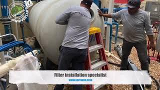 Filter Installation Vermana