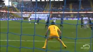 Club Brugge 2 - 2 Gent [26.10.2014 Highlights]