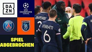 Rassismus-Eklat! Basaksehir bricht Partie ab: PSG - Basaksehir | UEFA Champions League | DAZN