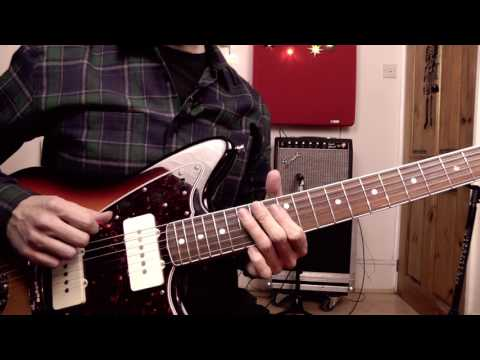 She's Lost Control by Joy Division | Guitar Lesson