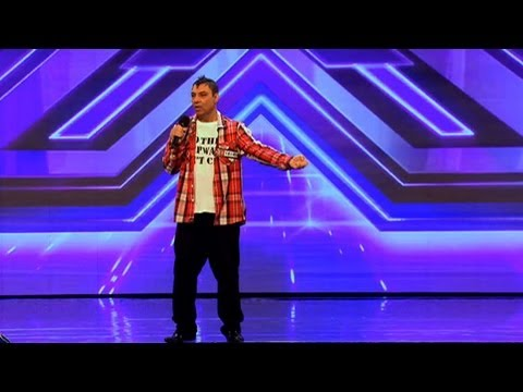 Deep Dhillons audition  The X Factor 2011 Full Version