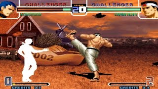 [TAS] The Bug of Fighters 2002 parte 3