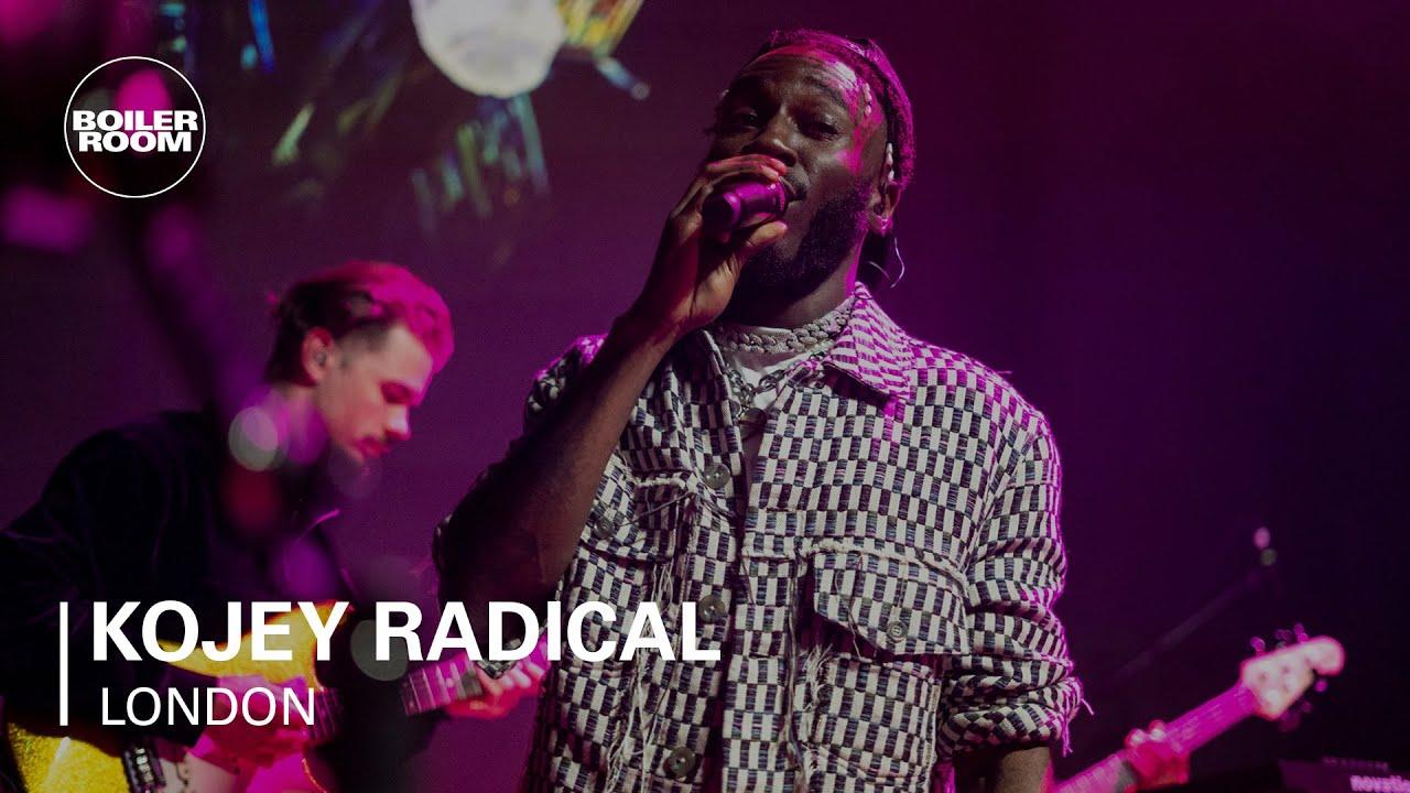 Kojey Radical | Boiler Room Festival London 2021 | Brick Mag