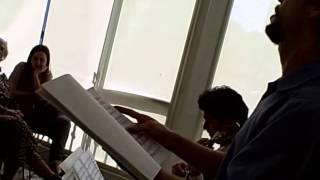 Bachianas Brasileiras nº 5 - Cantilena-  Miguel de Láquila, Saulo Vignoli e Marcello Sader