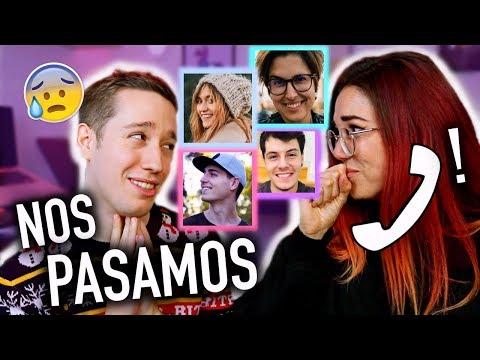BROMAS TELEFÓNICAS A YOUTUBERS!! *NOS HEMOS PASADO* 😅 con Celopan   Carla Laubalo